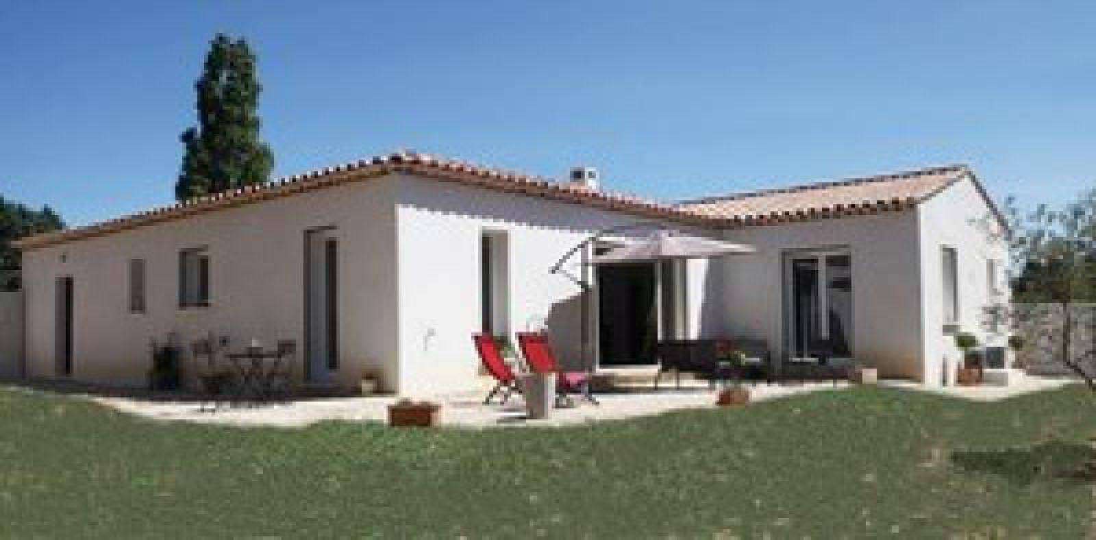 Villa En Bordure Du Village De La Motte D Aigues