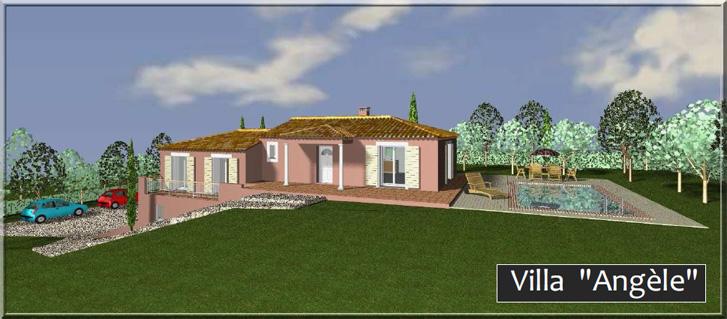 Plan de maison individuelle sur terrain en pente maison for Maison avec sous sol sur terrain en pente